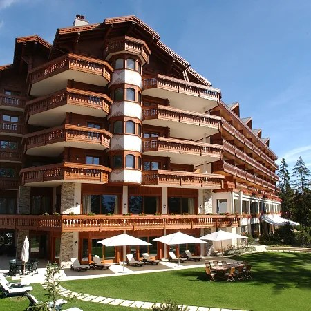 Hotel Hotel Helvetia Intergolf Crans Montana Trivago Co Id