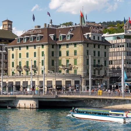 Hotels Near Zurich Airport In Zurich Trivago Com