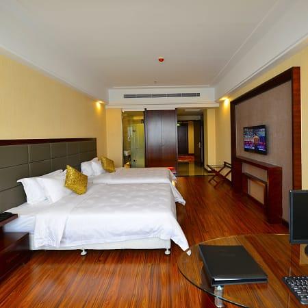 Hotel 7 Days Inn Jishou Railway Station Jishou Ar Trivago Com