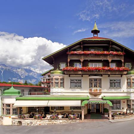 Hotel Hotel Tautermann Innsbruck Trivago Com