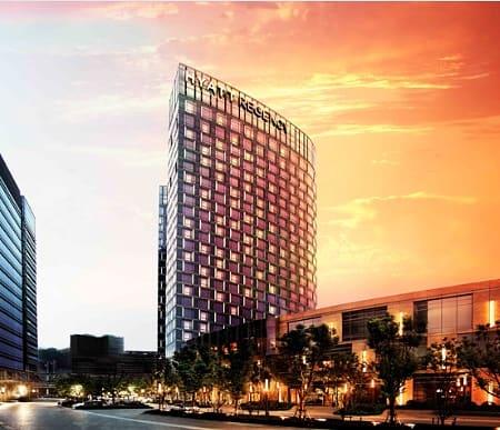 Hotel Hyatt Regency Suzhou Suzhou Trivago Sg