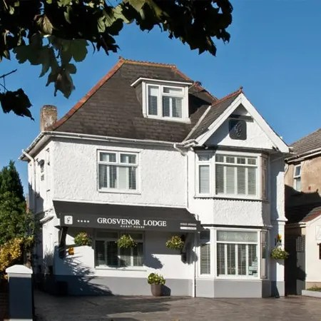 Bed Breakfast Grosvenor Lodge Guest House Christchurch