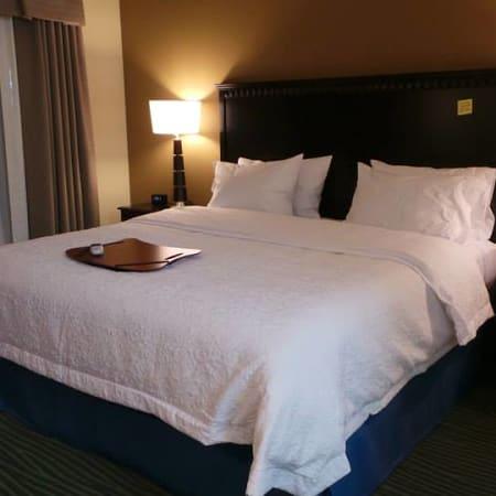 Hotel Hampton Inn Suites Parkersburg Downtown Parkersburg