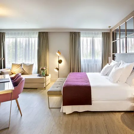 Hotels Near Ifema In Madrid Trivago Com