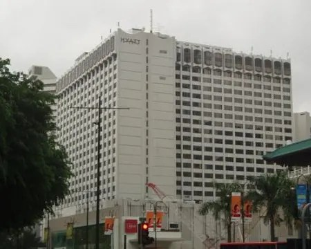 Hotels Near Singapore Changi Airport In Singapore Trivago Sg