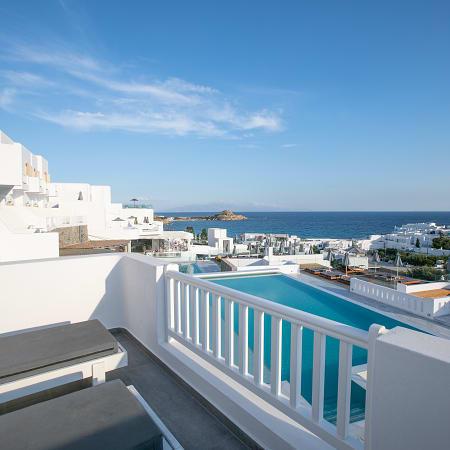Hotel Nimbus Mykonos, Agios Stefanos - trivago.com