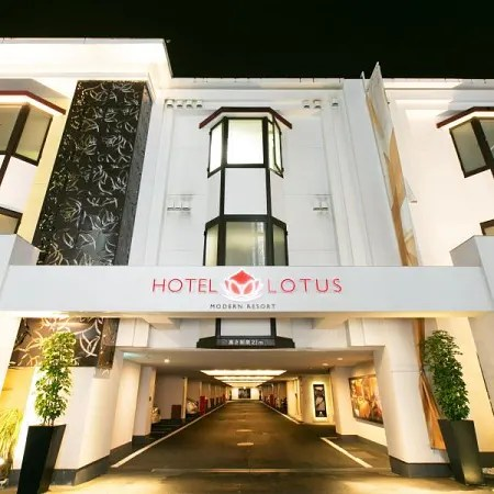 Serviced Apartment Hotel And Spa Lotus Modern Kyoto Ar
