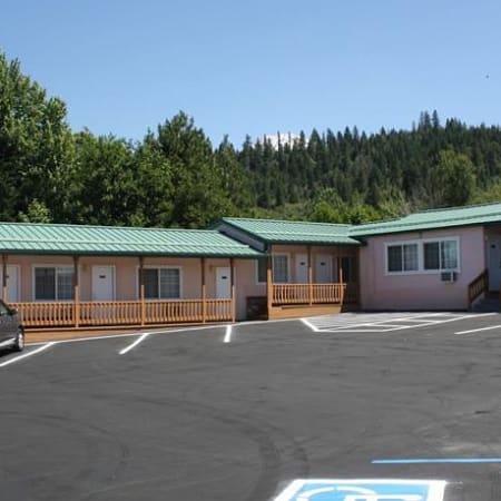 Cold Creek Inn Shasta Ca
