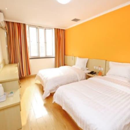 Hotel 7 Days Inn Xian West Gaoxin Keji Road Subway Station