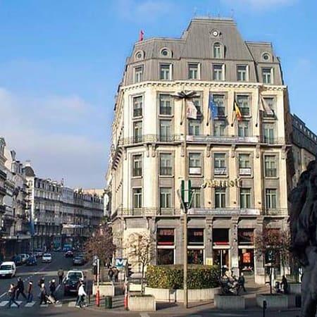 Hotel Hotel Warwick Brussels Brussels Trivago Com