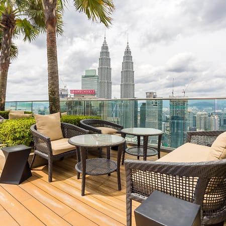 Apartemen Dengan Servis Klcc Apartment Suites Kuala Lumpur
