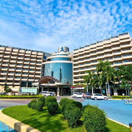 Hotel Royal Cliff Beach Pattaya Trivago In