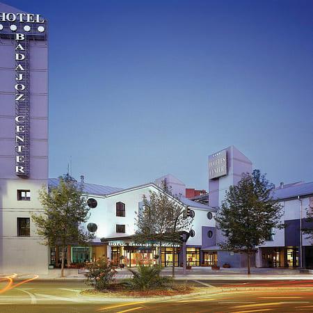 Hotel Di Badajoz Dekat Antonio Hernandez Gil Trivago Co Id