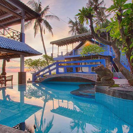 Rumah Apartemen Crystal Ocean View Tulamben Balige