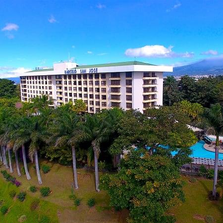 Hotels Near Juan Santamaria International Airport In San