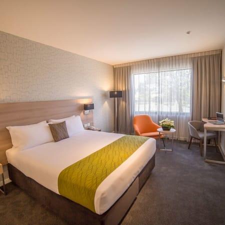 Hotels Near Christchurch International Airport In
