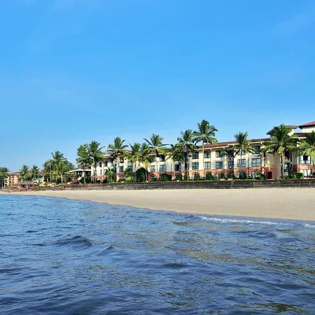 Hotel Hotel Country Clube De Goa Anjuna Trivago In