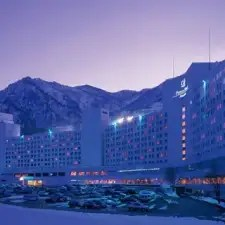 Hotel Shima Onsen Kashiwaya Ryokan Prafektur Gunma