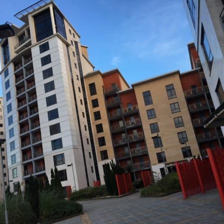 134 Baltic Quay House Apartment