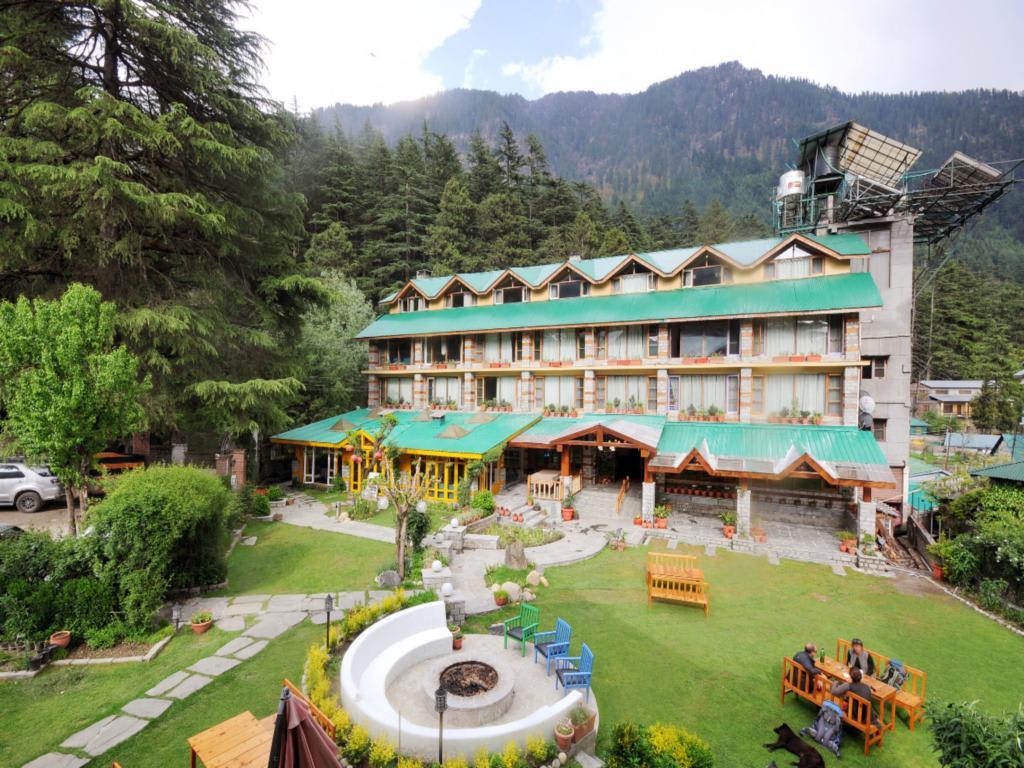 Hotel Di Manali Johnson Lodge And Spa Manali Trivago Co Id