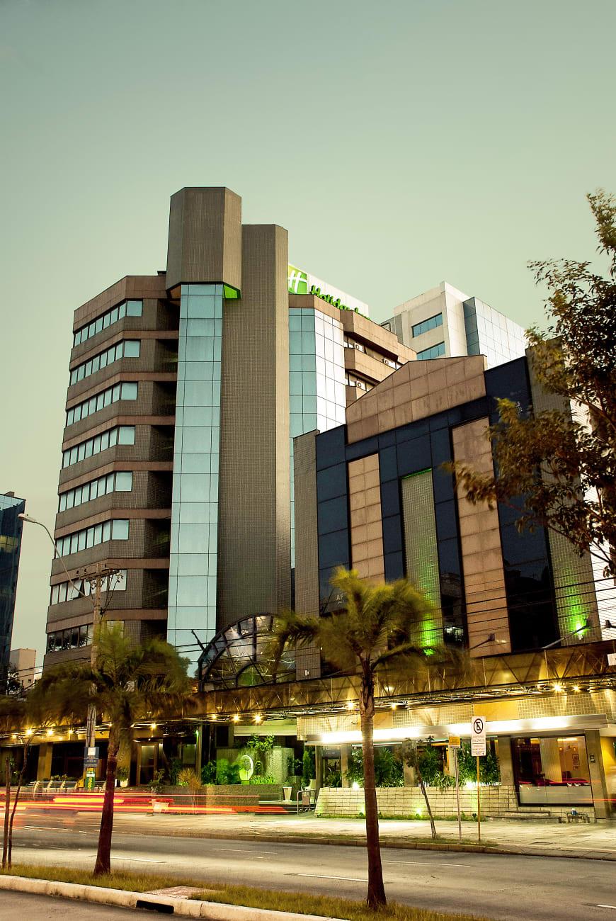 Hotel Holiday Inn Porto Alegre Porto Alegre Trivago Co Uk
