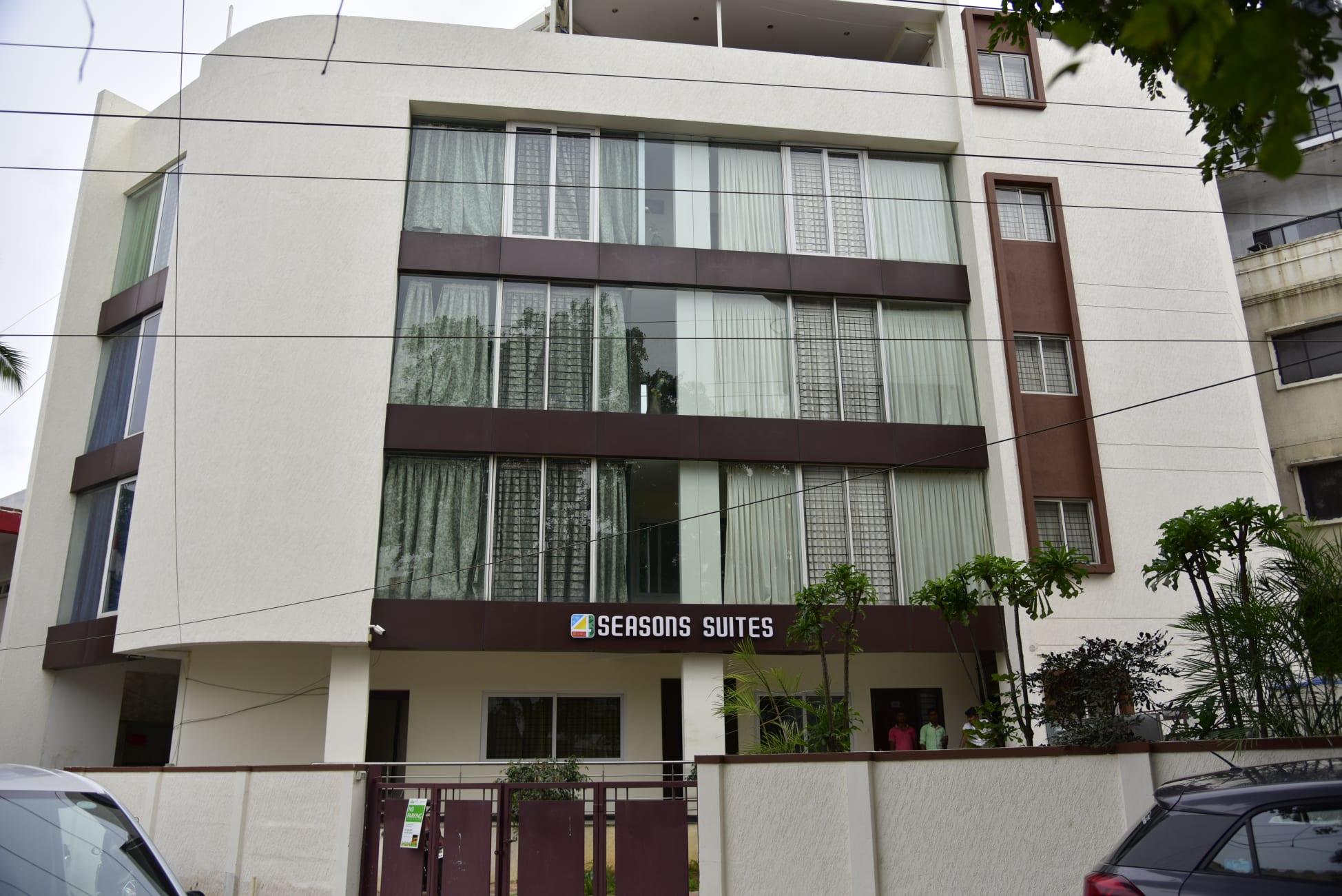 Hotel 4 Seasons Suites, Bengaluru - trivago.in