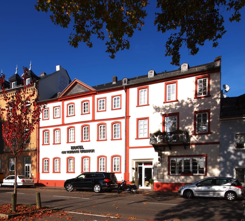 Hotel Am Schloss Biebrich Wiesbaden Trivago Com