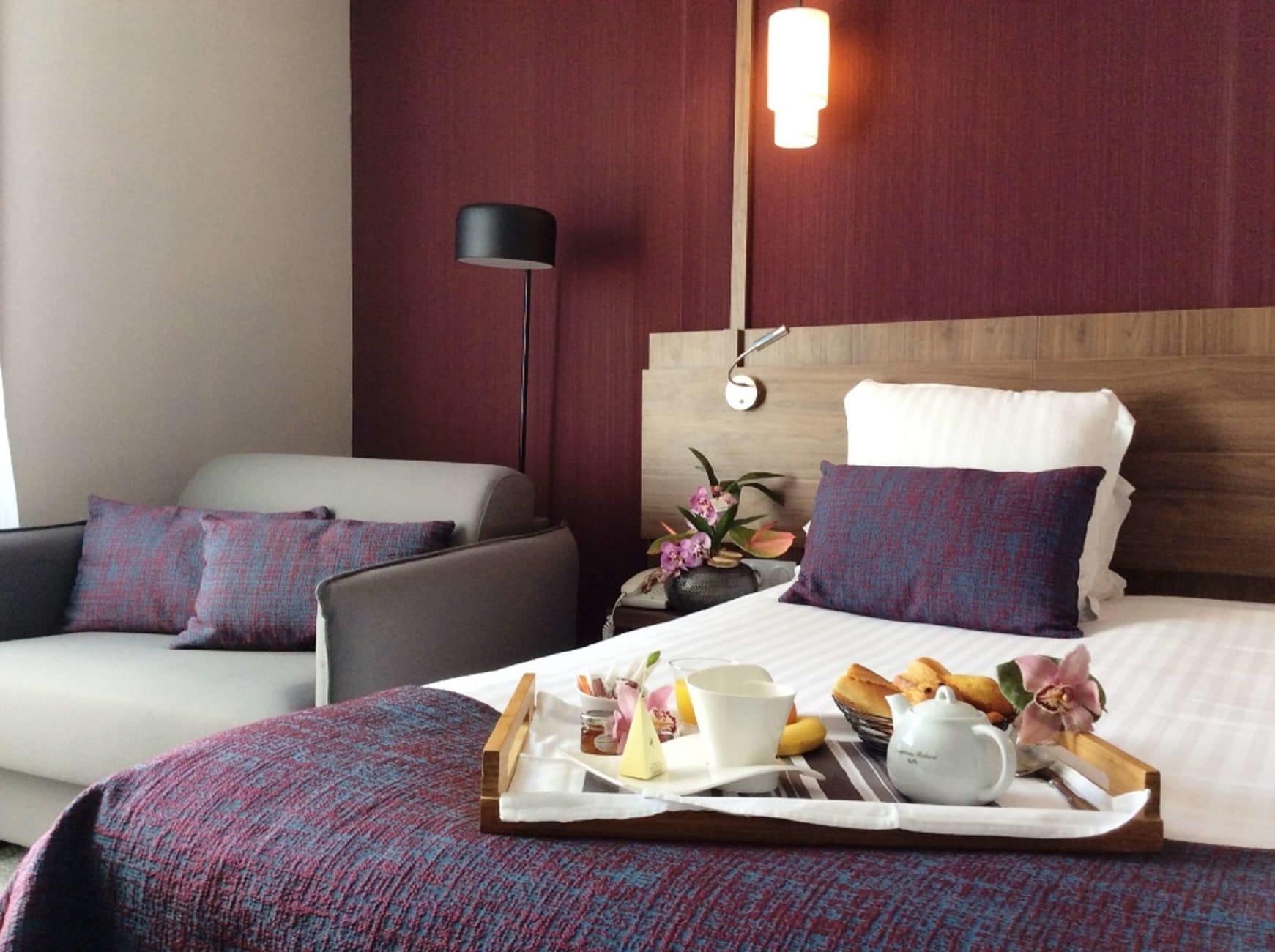Hotel Best Western Le Duguesclin Saint Brieuc Trivago Com