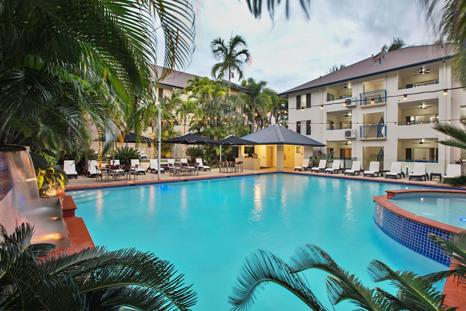 Serviced Apartment Central Plaza Port Douglas Port Douglas