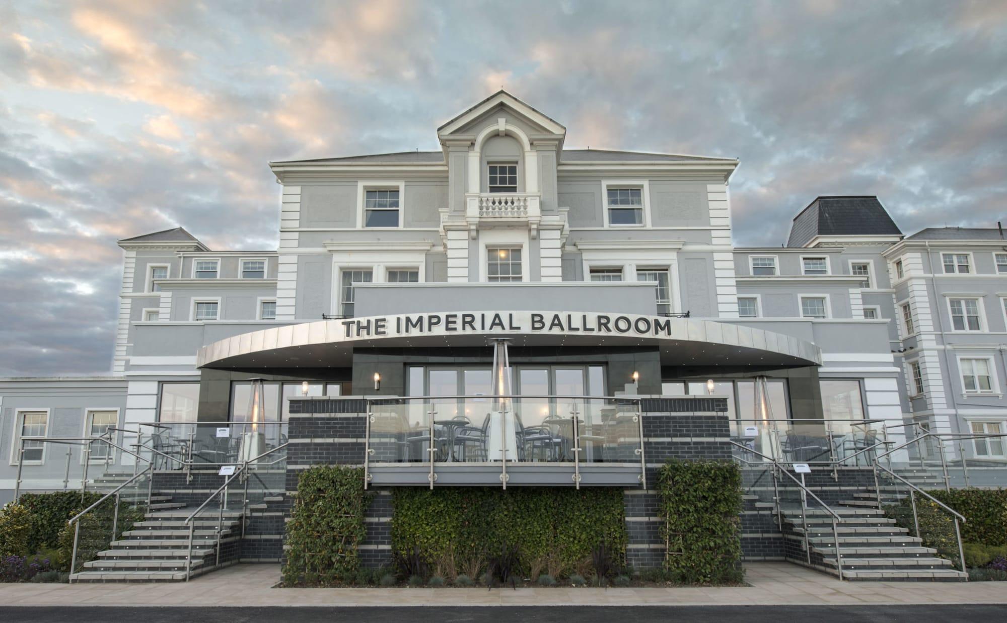 Hotel Hythe Imperial Hotel Spa Golf Hythe Trivago Co Uk
