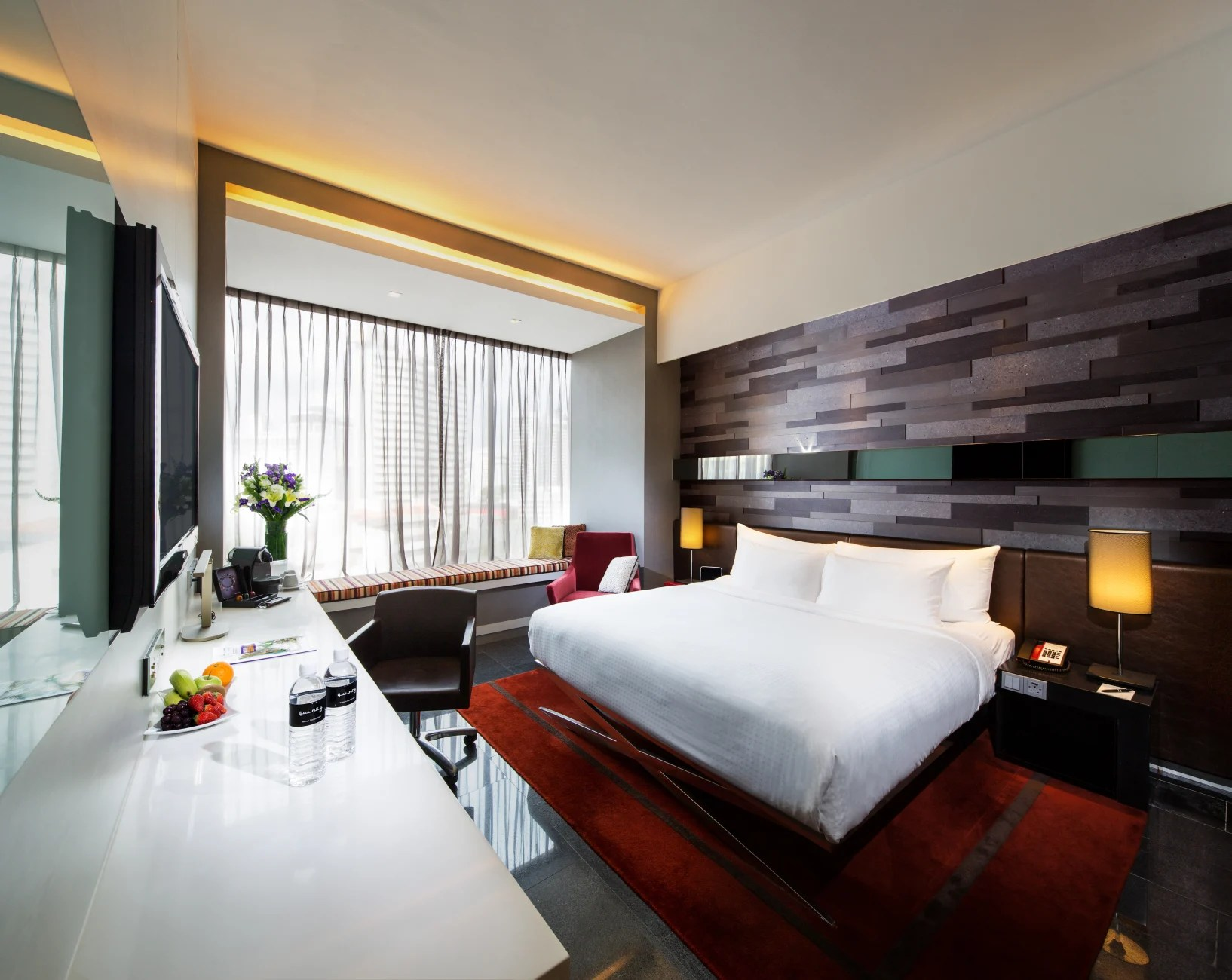 Hotel The Quincy Hotel By Far East Hospitality Singapura