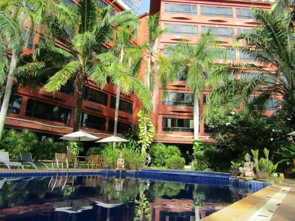 Serviced Apartment Nova Park Hotel Pattaya Trivago In