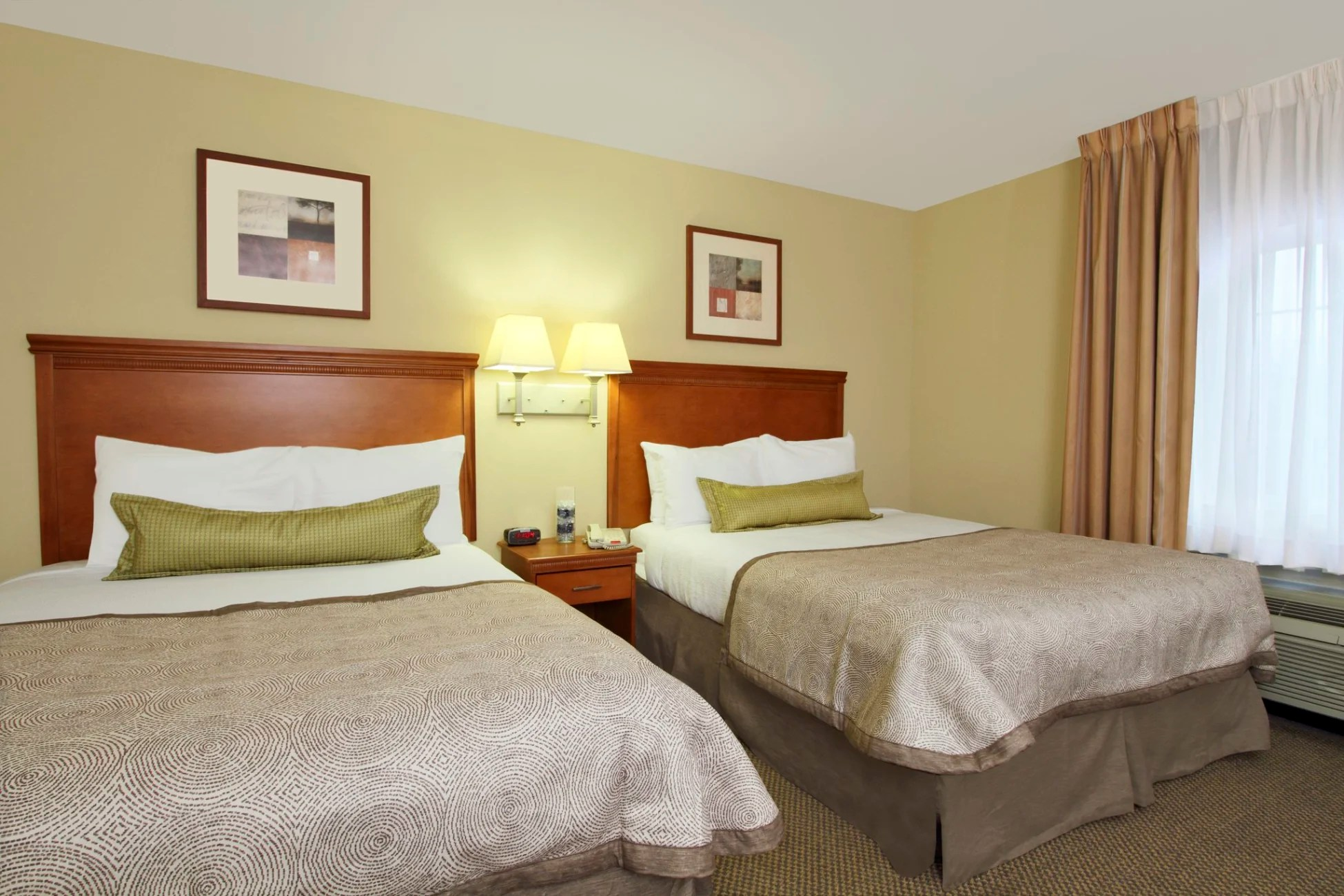 Serviced Apartment Candlewood Suites Norfolk Airport