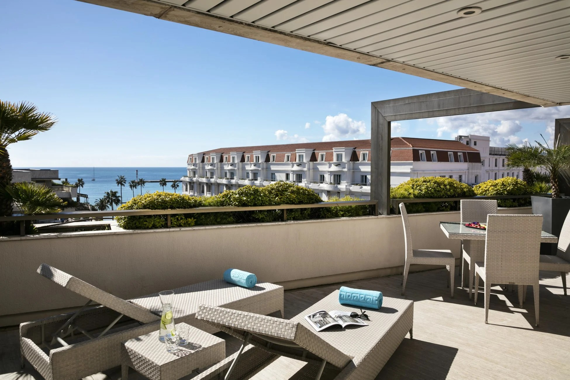 Hotel Hotel Barriere Le Gray D Albion Cannes Trivago Co Uk