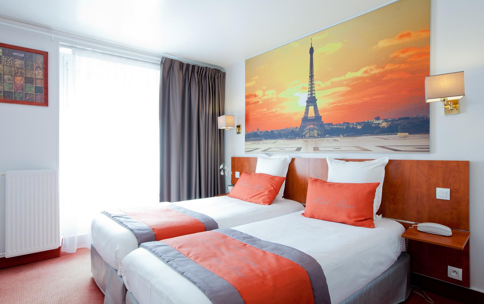 Hotel Di Paris Hotel Alyss Saphir Cambronne Eiffel