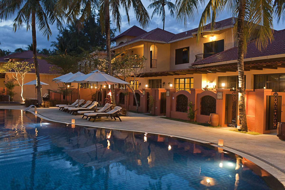 Hotel Hotel Casa Del Mar Langkawi Pantai Cenang Trivago Sg