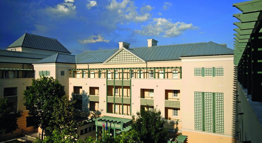 Apartemen Dengan Servis Di Marne La Vallee Hotel Adagio