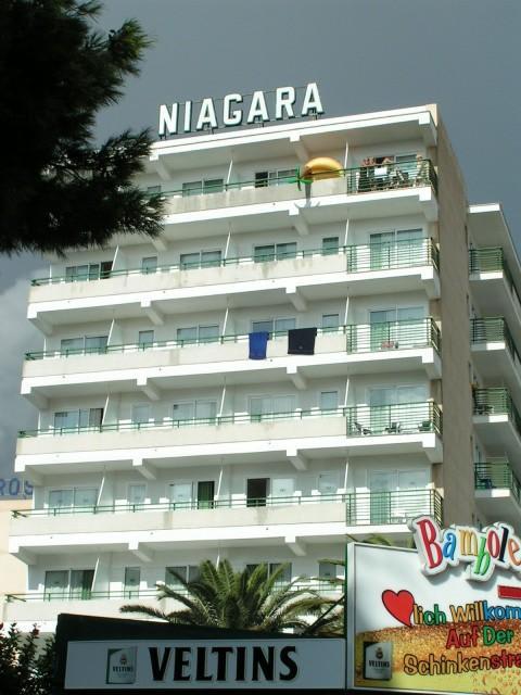 hotel niagara playa de palma trivago de
