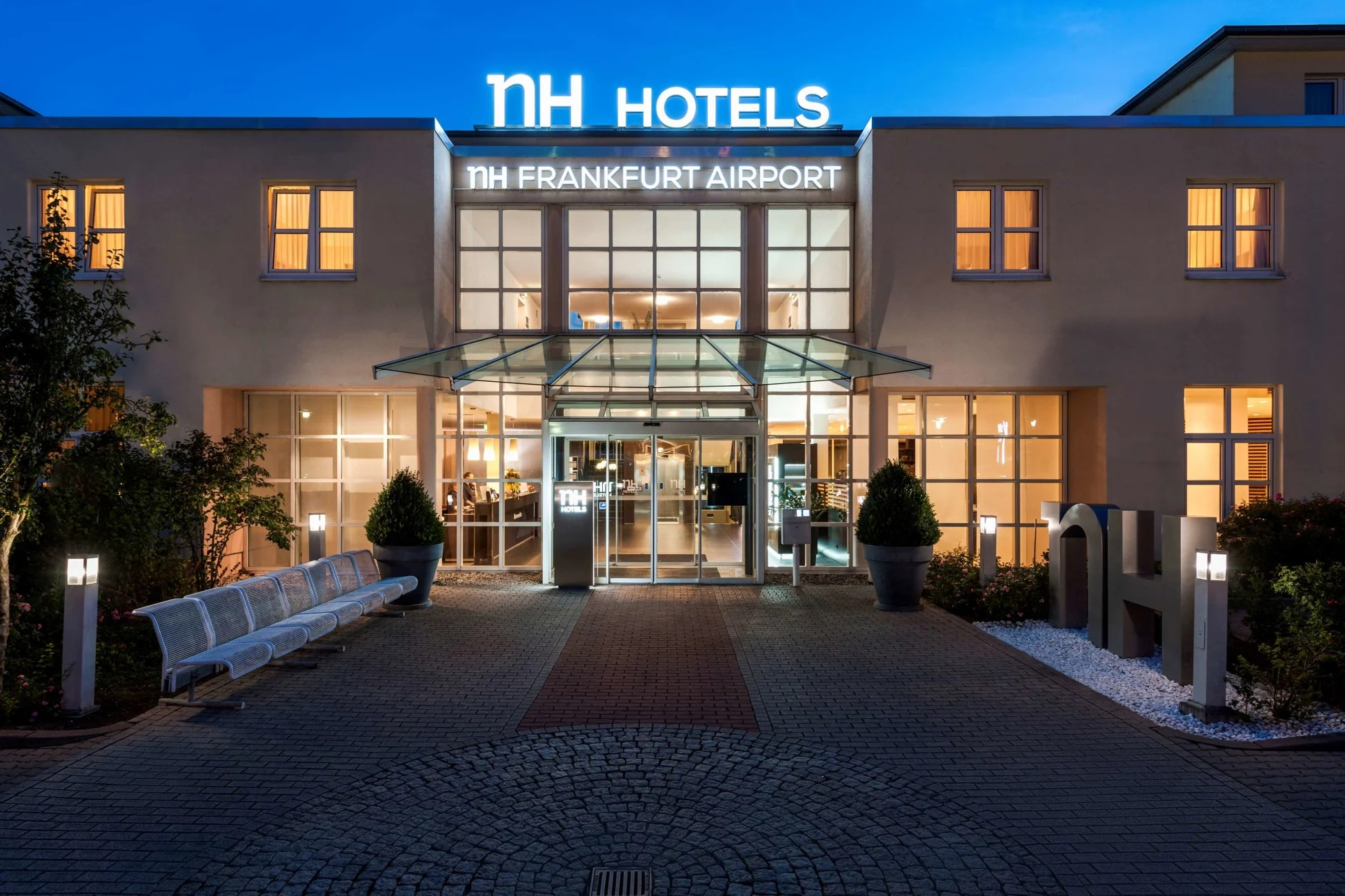 Hotel Nh Frankfurt Airport Kelsterbach Trivago Com