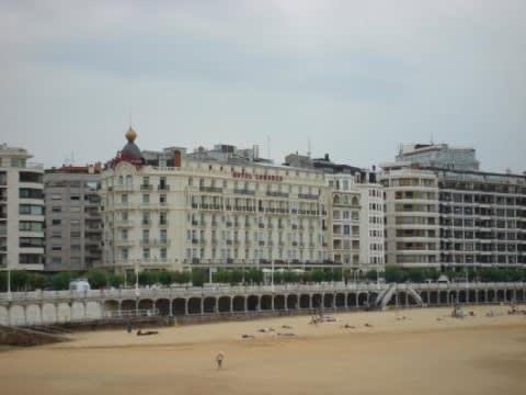 Hotel Hotel De Londres Y De Inglaterra San Sebastian