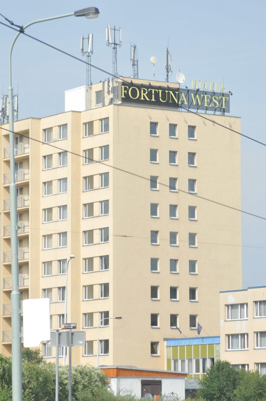Hotel Fortuna West Prague Trivago Com