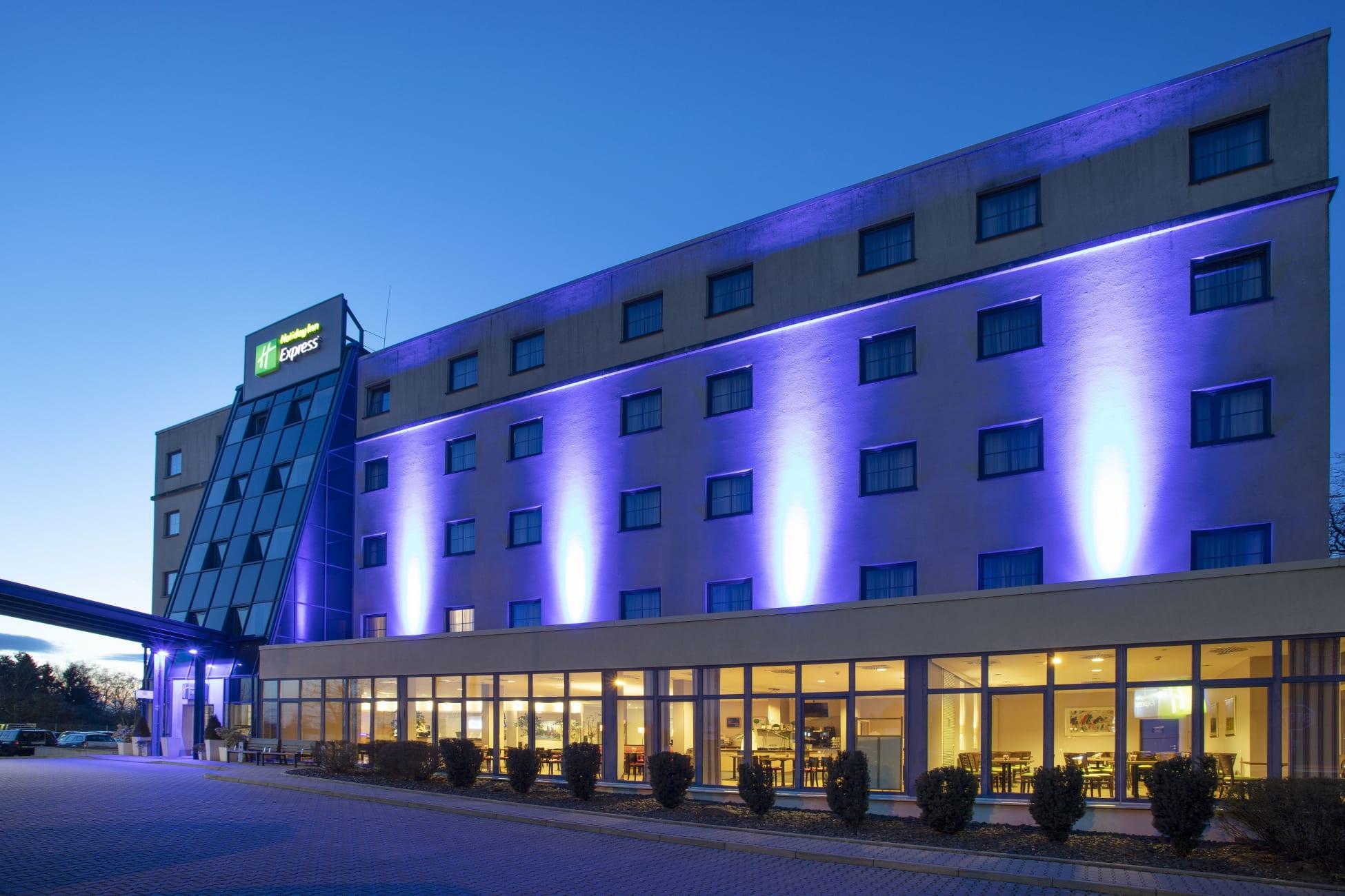 Hotel Holiday Inn Express Frankfurt Airport Morfelden