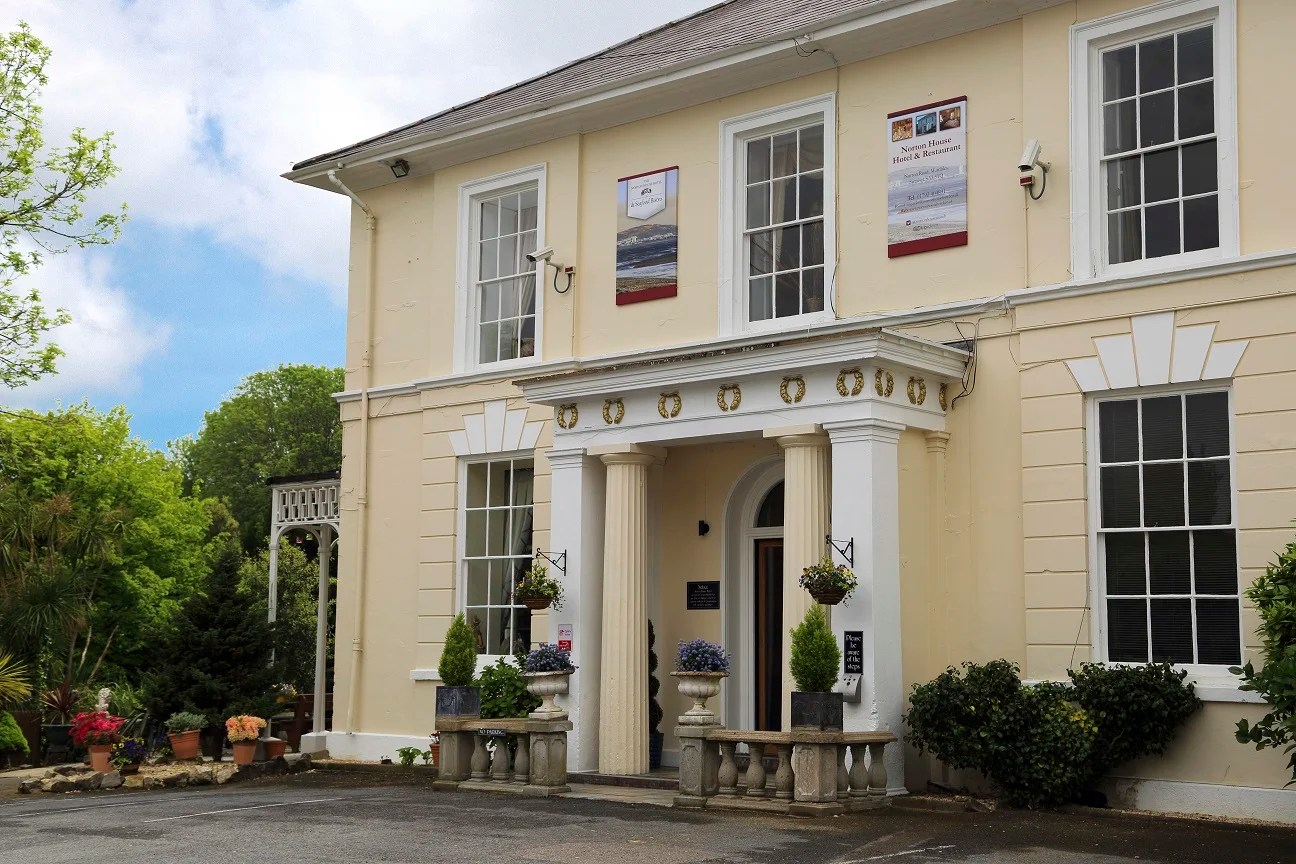 Hotel Hotel Norton House Swansea Trivago Co Uk
