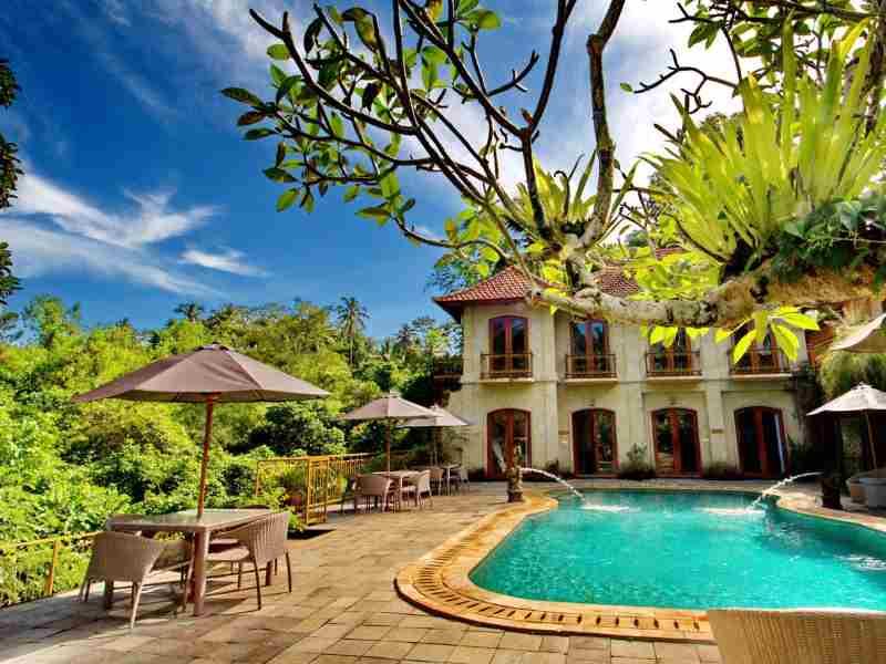Hotel Bali Villa Ubud Ubud Trivago Sg