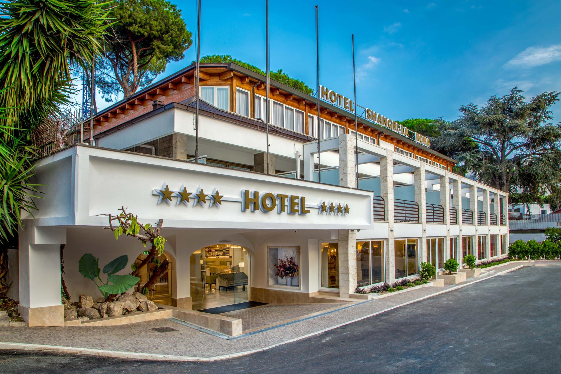 Hotel Shangri La Roma Rome Trivago Co Uk