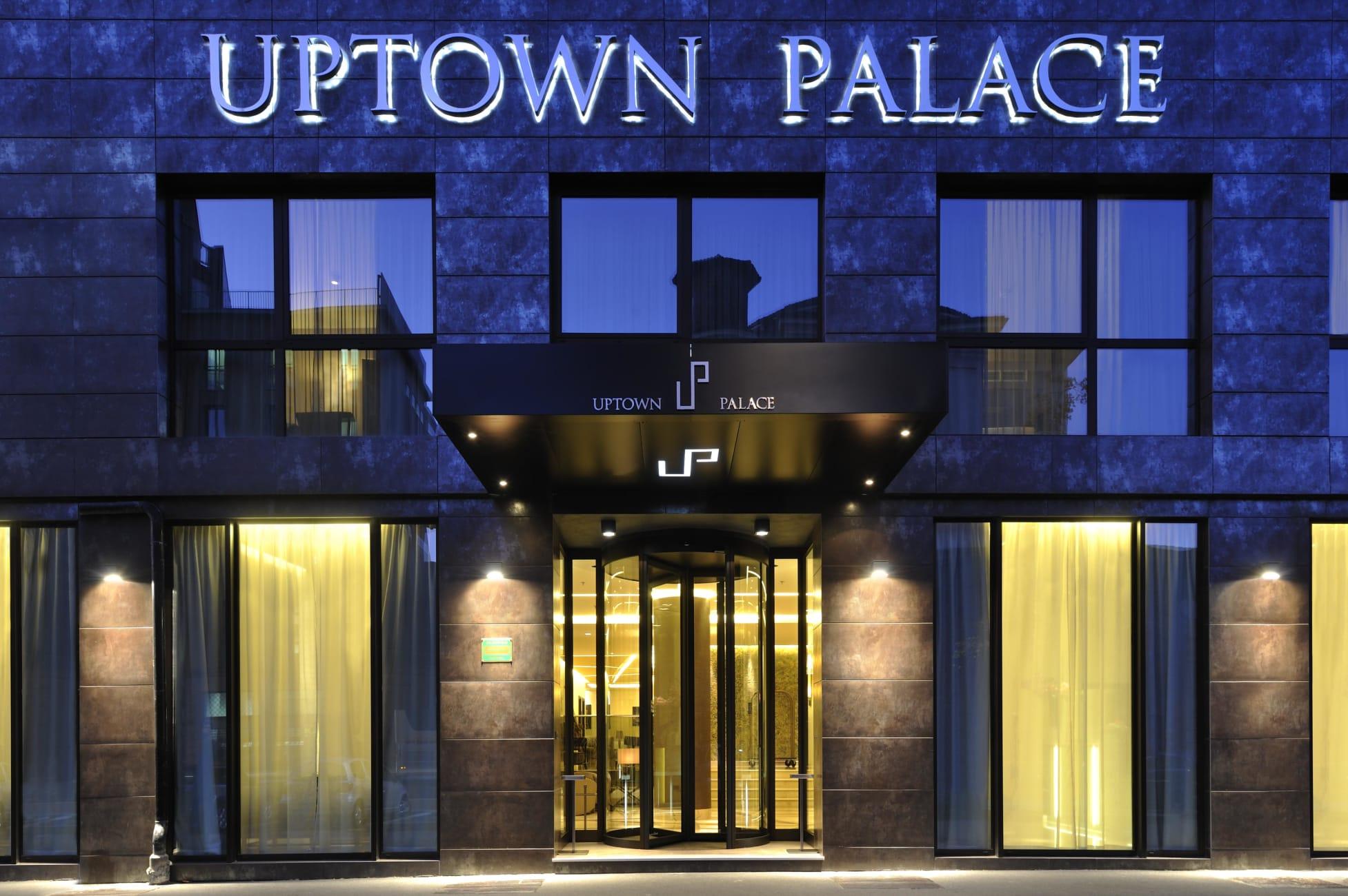 Hotel Uptown Palace Milan Trivago Co Uk