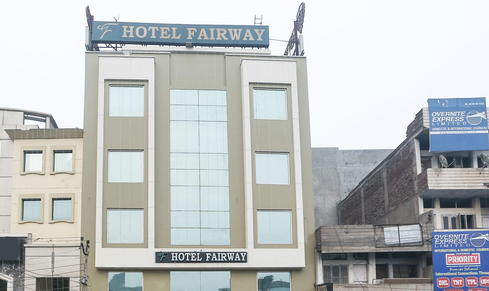 Hotel Hotel Fairway Amritsar Trivago In