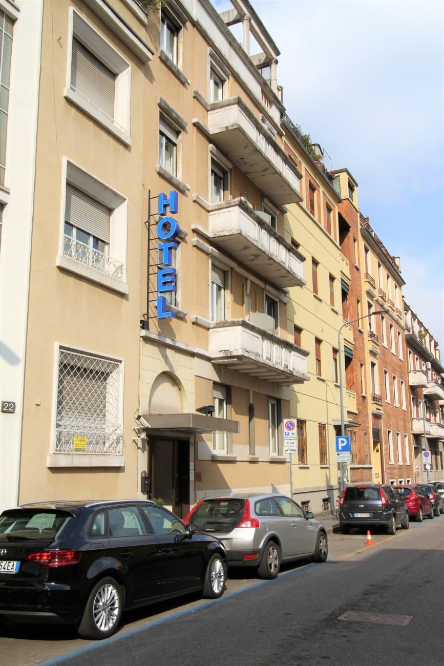 Hotel Hotel Corallo Milan Trivago Com