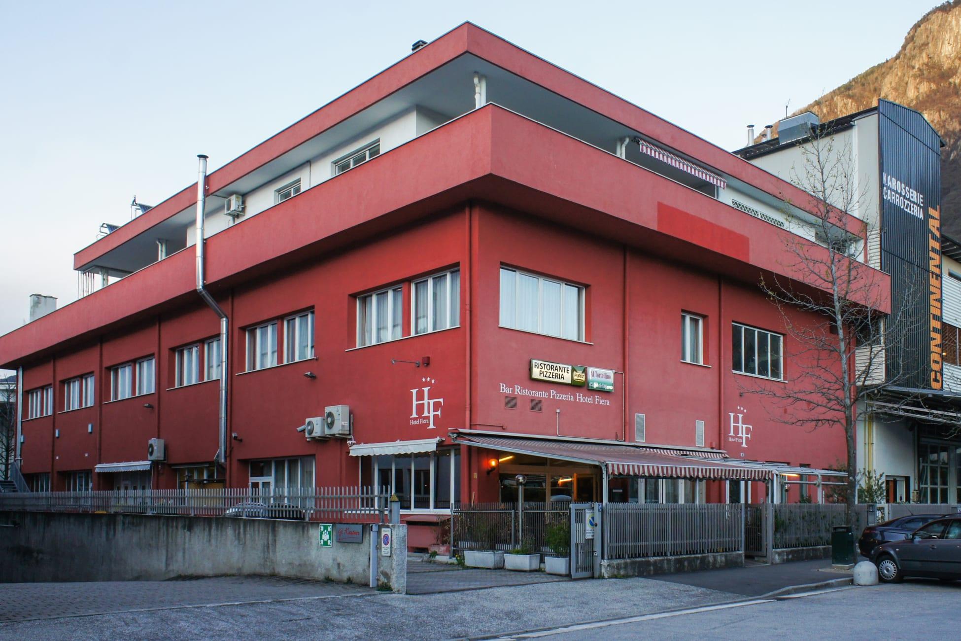 Hotel A Bolzano Fiera Trivagoit