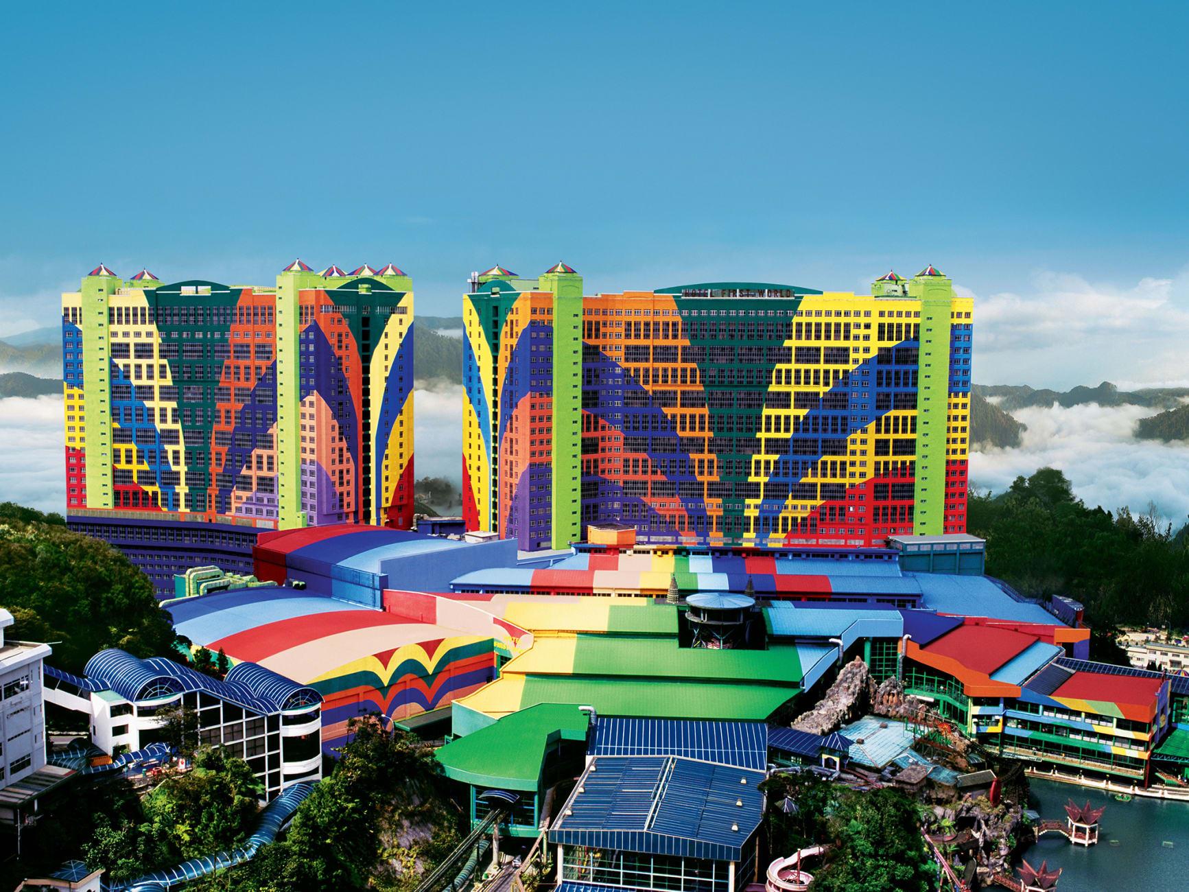 Resor Resorts World Genting First World Genting